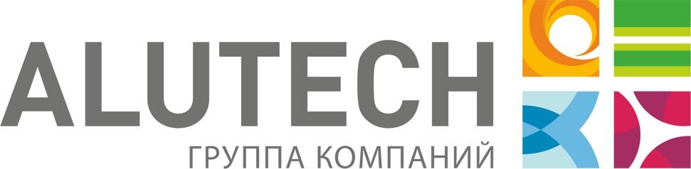 Логотип Алютех растр