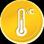 Иконка температура